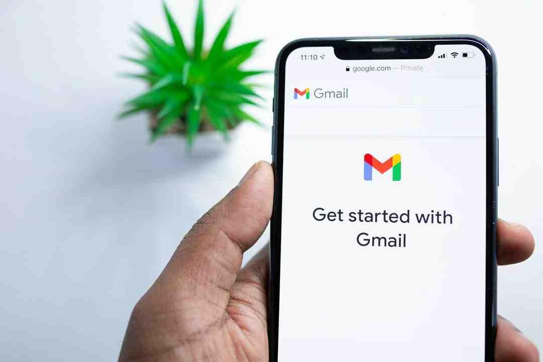 Comment créer un nouveau compte gmail
