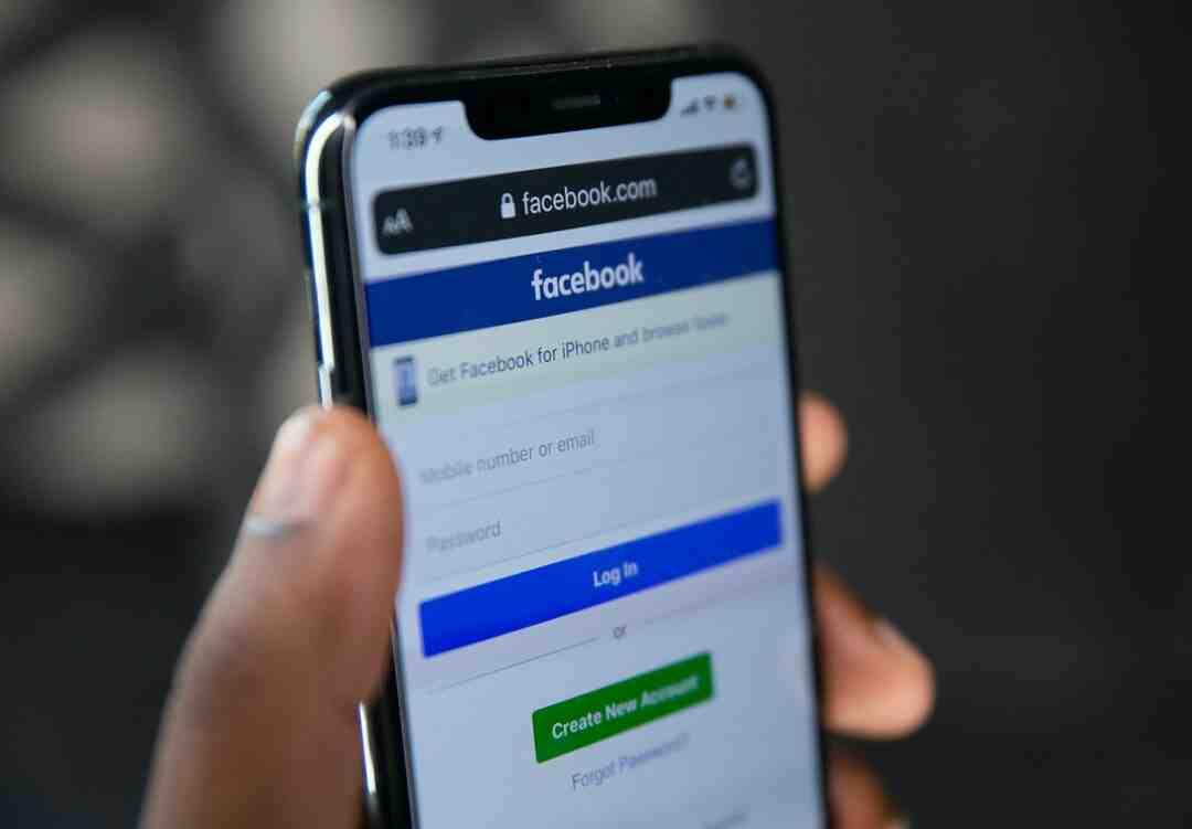 Comment créer une page facebook