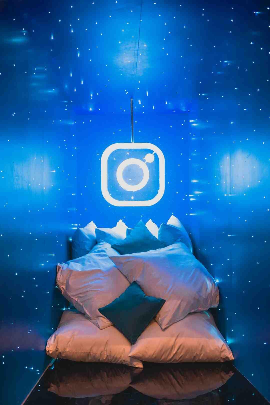 Comment créer une page instagram