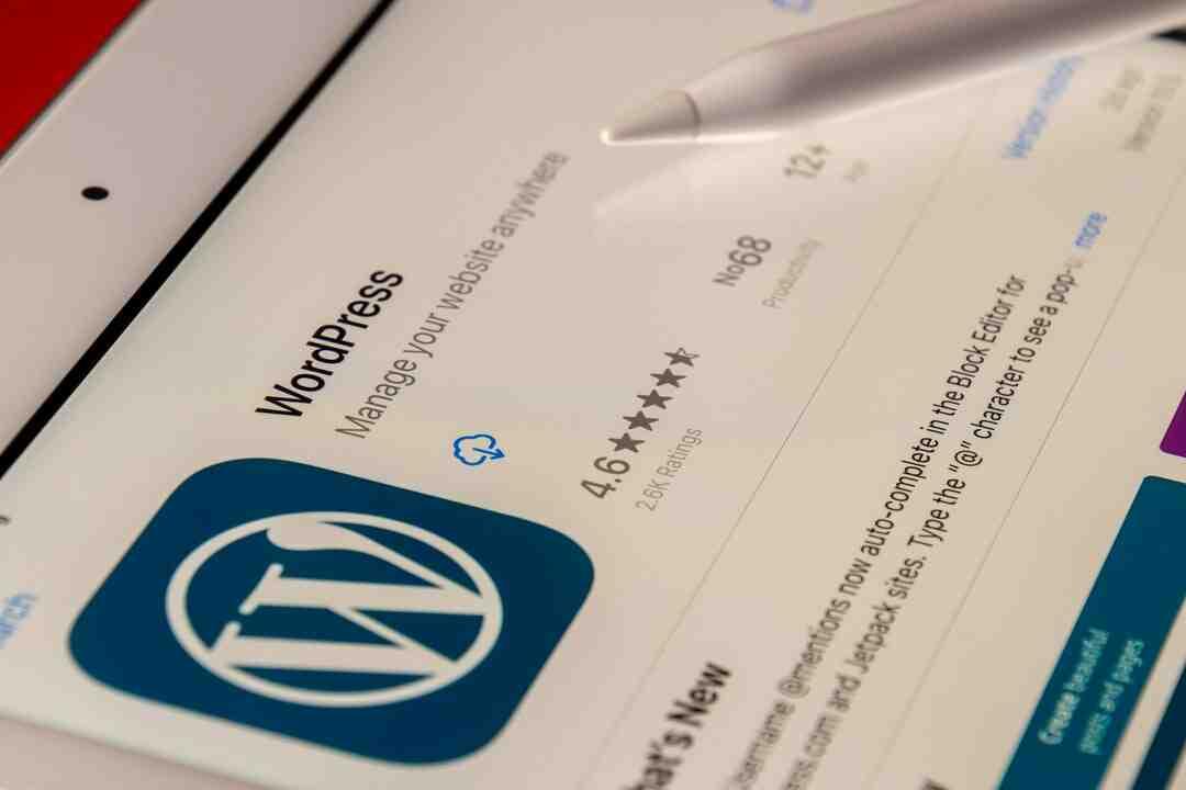Comment installer wordpress sur mac