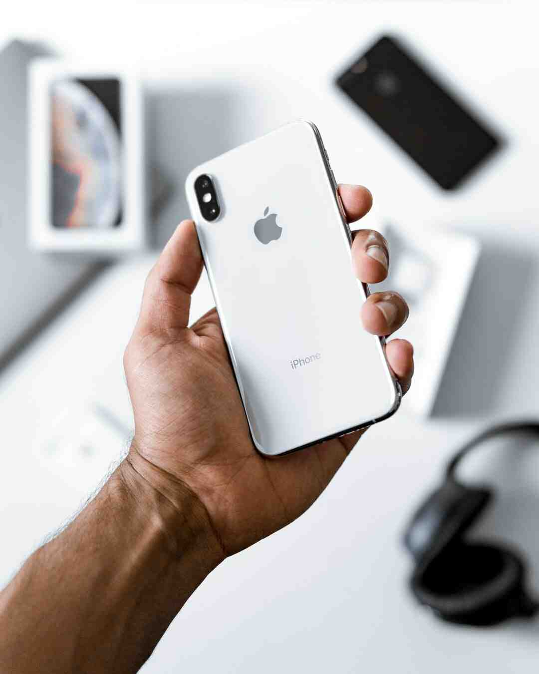 Comment restaurer iphone