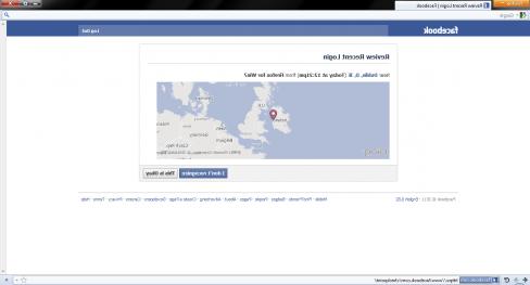 Comment savoir si quelqu'un se connecte à mon compte Facebook ?